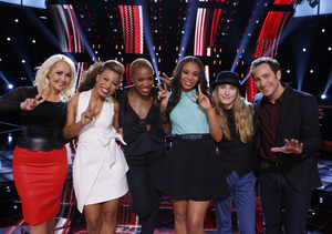 'The Voice' Results Live Blog! Who's In and Who's Out