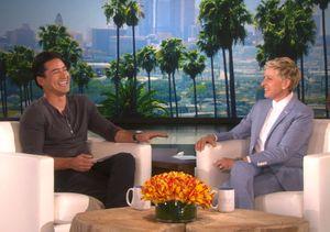 Emmy Winner Ellen DeGeneres Talks Bruce Jenner, Prank Wars, and Expanding Her…