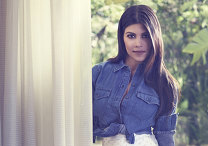 Kourtney Kardashian Talks Weight Loss, Post-Baby Style, and Her Mother's Day…
