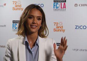 Jessica Alba Reveals What's Next for The Honest Company