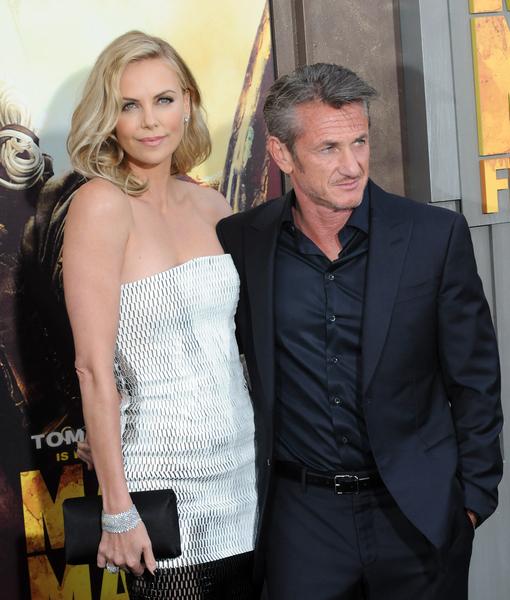 Charlize Theron Denies 'Ghosting' Sean Penn Before Split