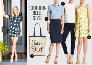 Shop Reese Witherspoon's New Draper James Clothing Line!