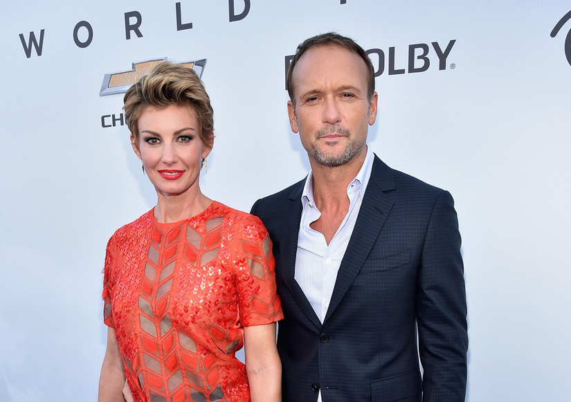 Tim McGraw Celebrates 19th Anniversary with Faith Hill by Sharing How He Proposed