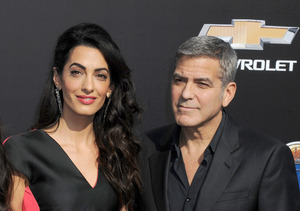 What George & Amal Clooney Are Doing to Prep for Twins' Arrival