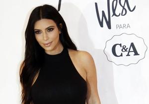 Kim Kardashian Strips Down in Desert, Surprised in Brazil for Mother's Day