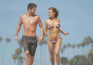 Hannah Davis Opens Up About Dating, Bikinis, and More During OP Shoot