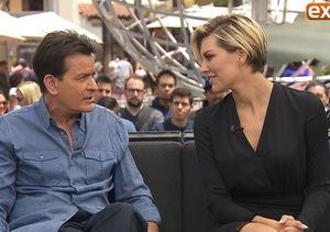Charlie Sheen Talks 'Two and a Half Men,' and Spending Mother's Day with His…
