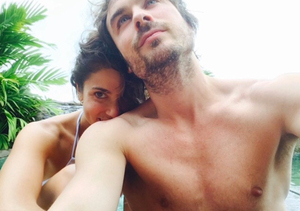 Ian Somerhalder Reveals Shirtless Pic from Costa Rican Honeymoon with Nikki Reed