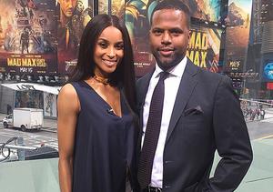 Ciara Talks Russell Wilson, Calls Seahawks Quarterback 'Incredible'