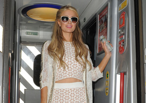 Paris Hilton's BF Revealed as Swiss Mega-Millionaire Thomas Gross