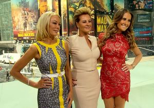 Melbourne Mania! 'RHOM' Stars Talk Fame, Favorite Housewives and Plastic…