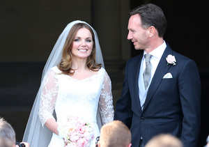 Geri Halliwell Marries in Gorgeous Ceremony: Which Spice Girls Were Guests?