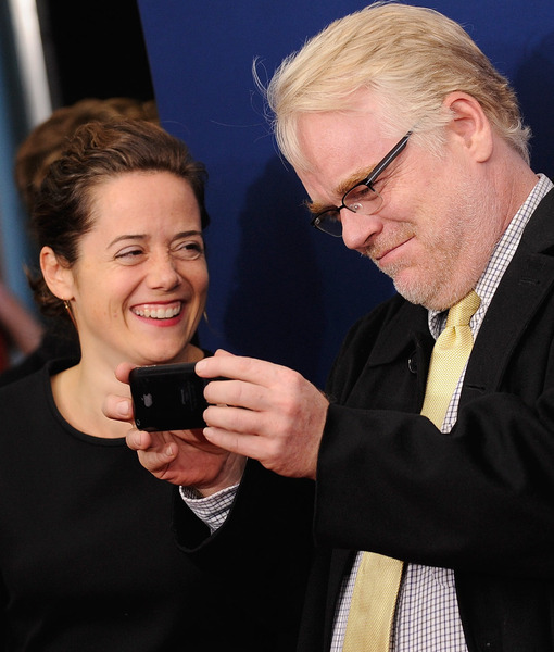 Philip Seymour Hoffman's Partner Speaks out on Life After Loss