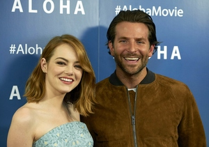'Aloha' Premieres in London