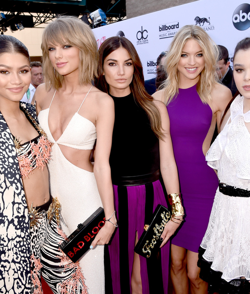 Taylor Swift's Action-Packed, Star-Studded 'Bad Blood' Premieres!