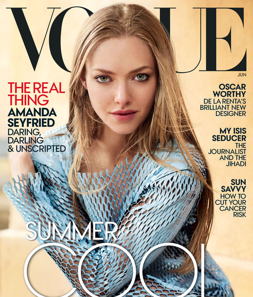 Amanda Seyfried Reveals She Started Dating BF on Instagram