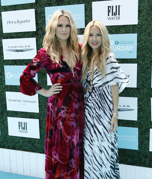 Molly Sims and Rachel Zoe Hosted Star-Studded OCRF Super Saturday Event