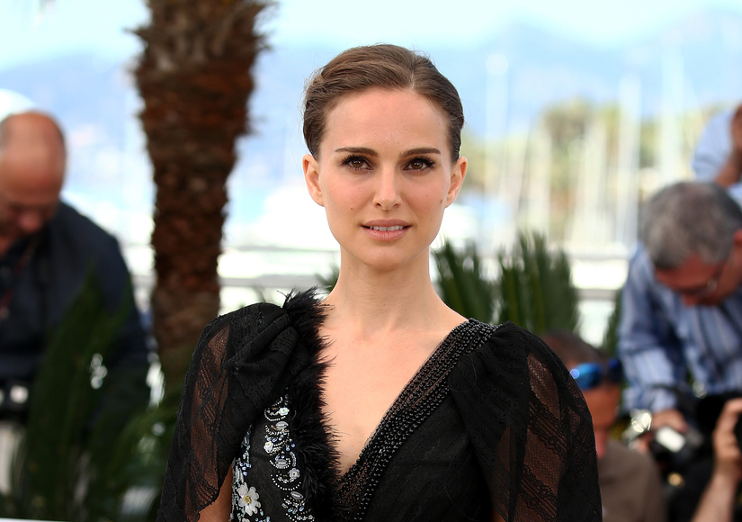Natalie Portman's Peek-a-Booty Dress and More Fashion at Cannes!