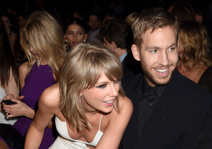 Pics: Taylor Swift & Calvin Harris Get Cozy on Date Night in NYC