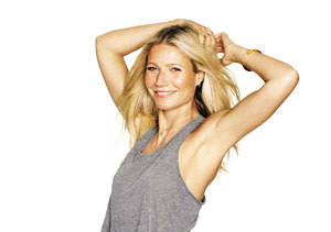 Wowza! See Gwyneth Paltrow's Ab-tastic Photo Shoot at 42