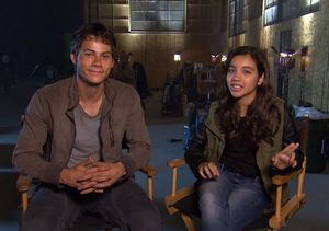 Cast of 'Maze Runner: The Scorch Trials' Gives Fans Secrets from the Set