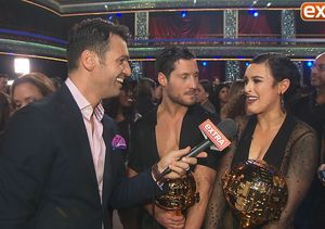 'DWTS' Finale! Rumer Willis and Val Chmerkovskiy Take Home the Gold Mirror Ball…