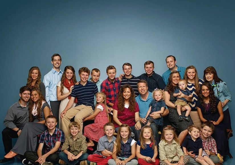 '19 Kids' and Scandal: Hear New 911 Call from Duggars' Arkansas Compound