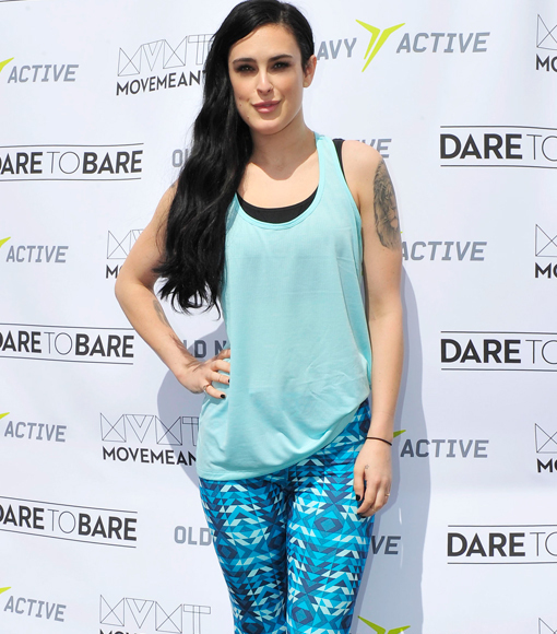 Rumer Willis Shows Off 'DWTS' Bikini Bod, Posts Double-Take Photo with Mom…