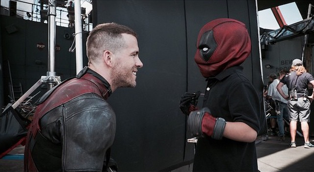 Ryan Reynolds Makes Cancer Patient's Dream Come True