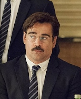 How Colin Farrell Got His Dad Bod for 'The Lobster'