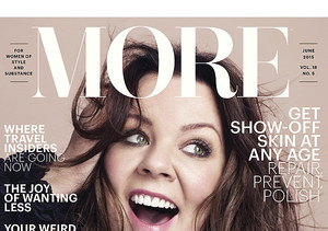 Melissa McCarthy Talks New Clothing Line and Plus-Size Shopping, Because…