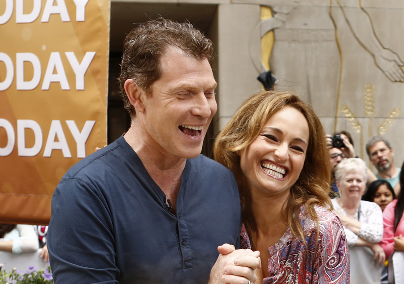 Food Network Stars Giada De Laurentiis and Bobby Flay Are Not Dating, Rep Confirms
