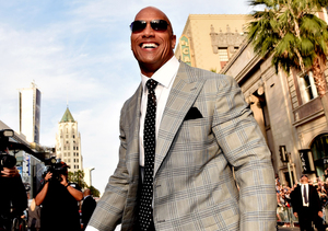 'San Andreas' Star Dwayne 'The Rock' Johnson Throws Surprise Wedding…
