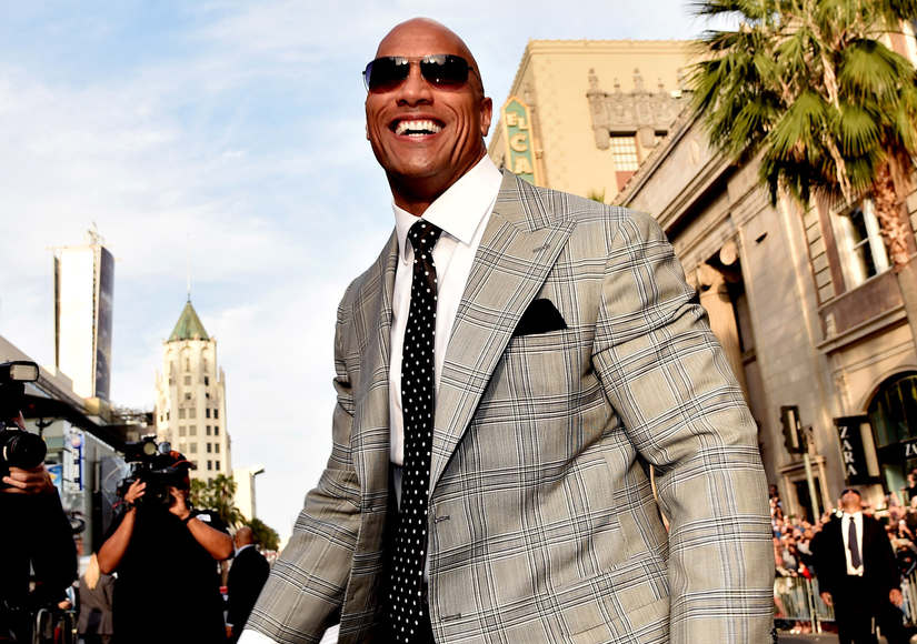 'San Andreas' Star Dwayne 'The Rock' Johnson Throws Surprise Wedding for Superfan