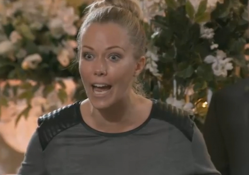 Kendra Wilkinson Rages at Mom: 'The Devil Has Eaten Your Soul!'