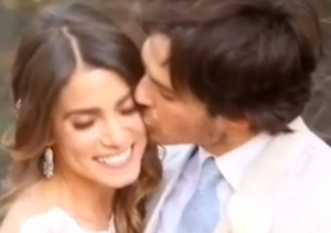 See Ian Somerhalder and Nikki Reed's Romantic Wedding Video
