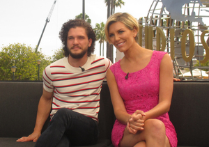 Kit Harington Answers Fan Questions About 'Game of Thrones' and…
