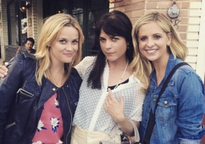 'Cruel Intentions' Cast Reunites with a Kiss!