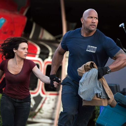 The Rock's 'San Andreas' Shakes Up the Box Office