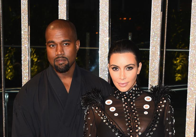 Is Kim Kardashian Expecting Twins?!