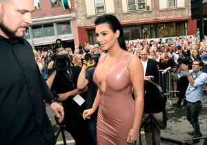Kim Kardashian Responds to South West Baby Name Rumors