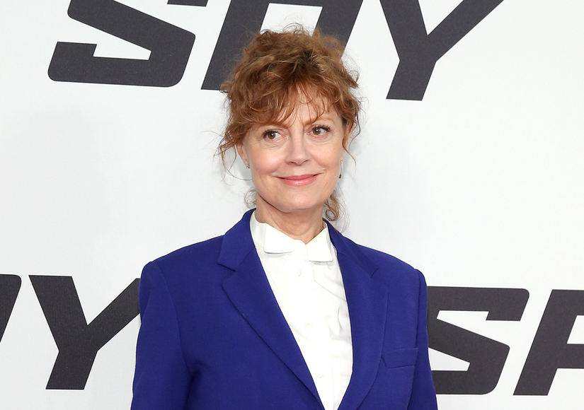 Is Susan Sarandon Ready to Date on Tinder?