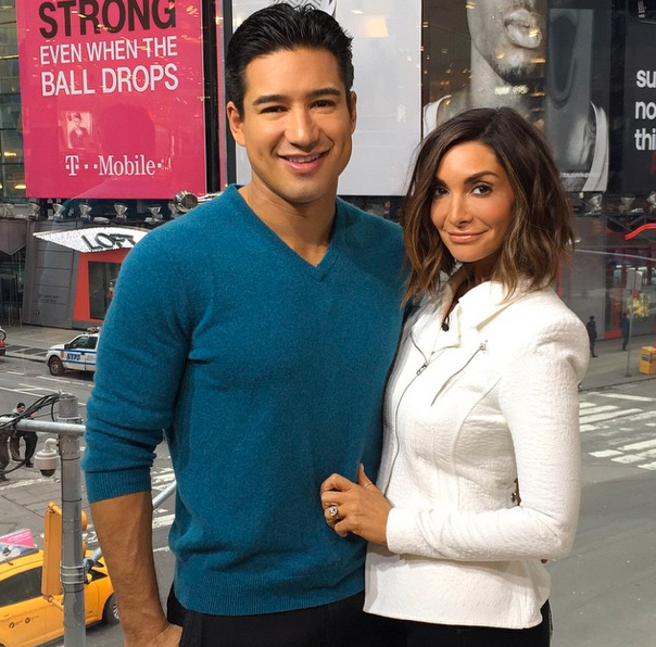 Mario Lopez Reveals Life Lessons For A Happy Family Extratv Com