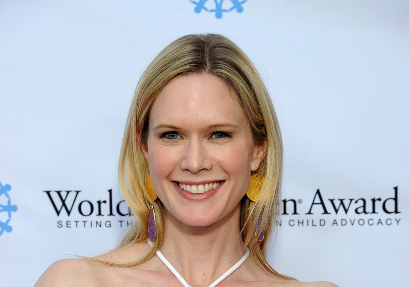 Stephanie March 'Absolutely Not Behind' Airplane's 'Cheater' Banner