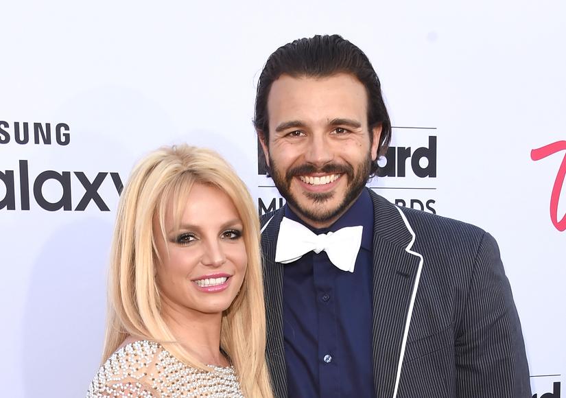 Rumor Bust! Britney Spears Is NOT Planning a Secret Wedding