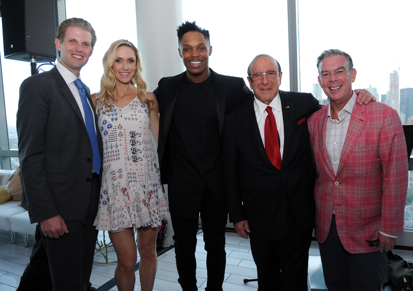 Elvis Duran, Eric Trump Foundation Team Up to Support St. Jude Children's Research Hospital
