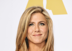 Jennifer Aniston Says Face Injections Are a 'Slippery Slope'