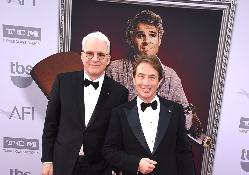 'Three Amigos' Reunion! Steve Martin Honored by AFI, Martin Short and Others