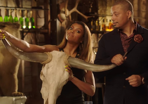 Video! Bloopers from Taraji P. Henson and Terrence Howard's Guys Choice Promo