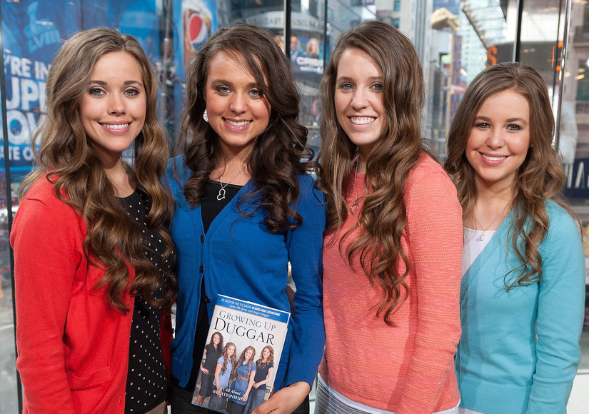 Jessa and Jill Say Their Parents 'Put Locks on the Doors,' Attribute Josh's Actions to Puberty